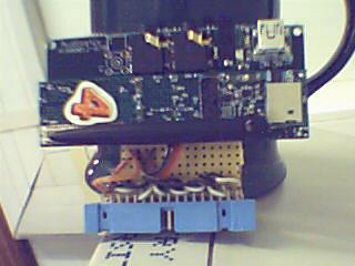 Prototype top view