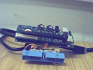 Prototype connector view